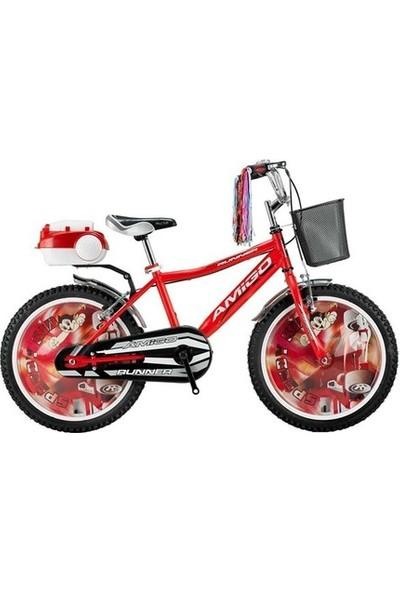 Amigo 20 Jant Erkek Kız Çocuk Bisikleti Lüx Model