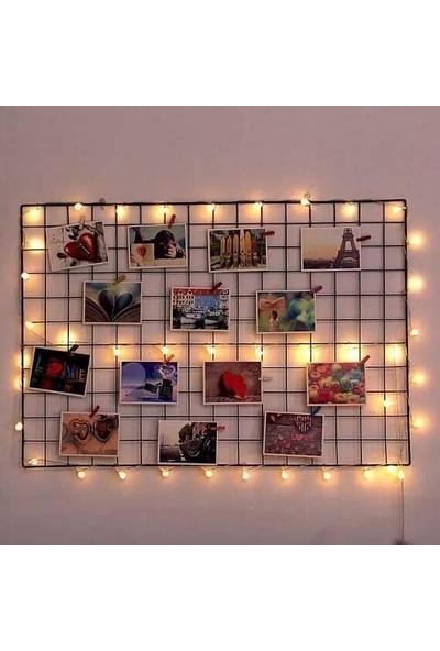 İnce Çizgi Metal Fotoğraflık Pano 40 x 60 cm