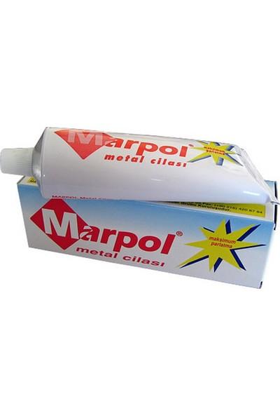 Marpol Maden Metal Bakır Parlatma Cilası 200 gr