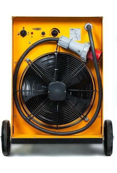 Isıjet EX30 Fanlı Elektrikli Isıtıcı 30KW-380V