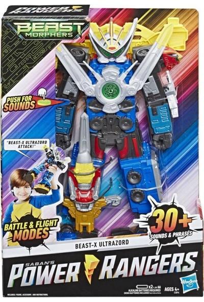 Hasbro Power Rangers Beast Morphers Beast-X Ultrazord Oyuncak E5894