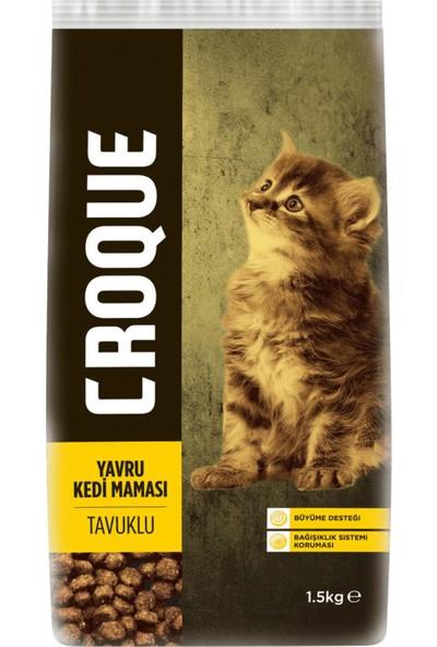 Croque Yavru Kedi Maması 1,5 kg