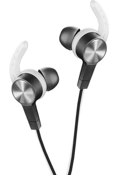Syrox Mıknatıslı Bluetooth Kulakiçi Kulaklık SYX-S32 - Gri