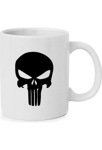 Anı Diyarı Punisher - Cezalandırıcı Baskılı Kupa Bardak