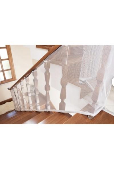 Sepet İçi İndirim Balkon Merdiven Güvenlik Filesi 10 Metre x 0.80 cm