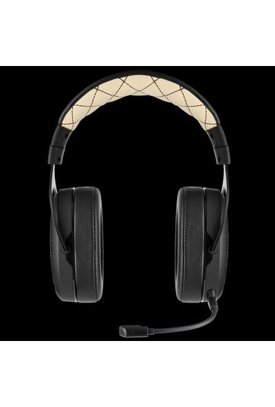 Corsair HS70 Pro Wireless Oyuncu Kulak Üstü Kulaklık Krem CA-9011210-EU