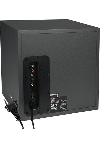 Logitech Z625 2.1 400W Multimedya Hoparlör Sistemi