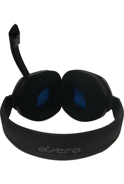 Logitech Astro A10 Flexible Mikrofonlu Profesyonel Oyuncu Kulaklığı - Mavi