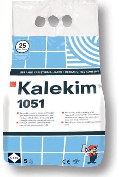 Kalekim 1051 Seramik Yapıştırma Harcı 5 kg