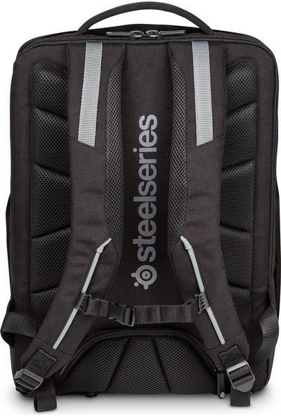 "SteelSeries Apex Pro (UK) RGB Oyuncu Klavye + SteelSeries TSB941EU 17.3"" Sniper Oyun Çantası"