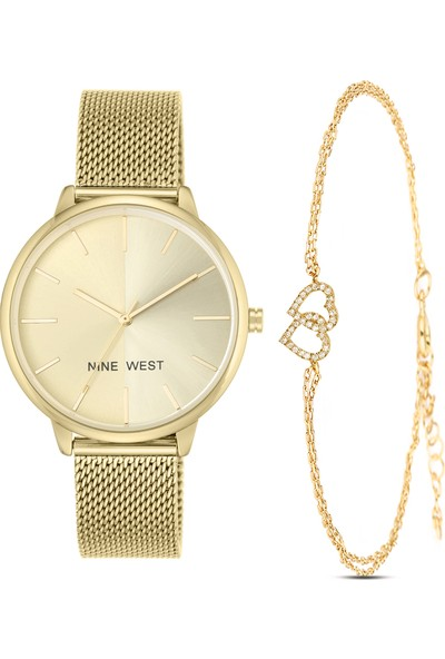 Nine West NW-1980CHGB Kadın Kol Saati