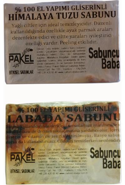 Sabuncu Baba Labada Sabunu ve Himalaya Tuzu Sabunu