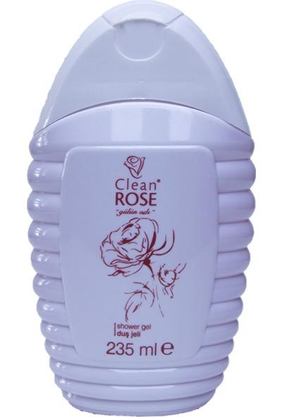 Clean Rose Duş Jeli 235 ml