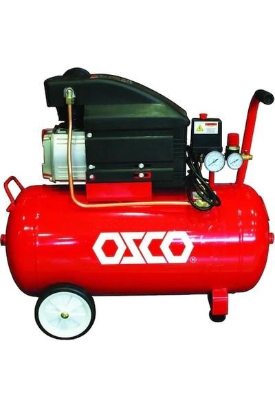 Ozco Kompresör 2.5 hp 50 lt 8 Bar