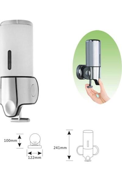 Arı Metal 2211 Sıvı Sabunluk Losyon Verici 500 ml Tekli Beyaz