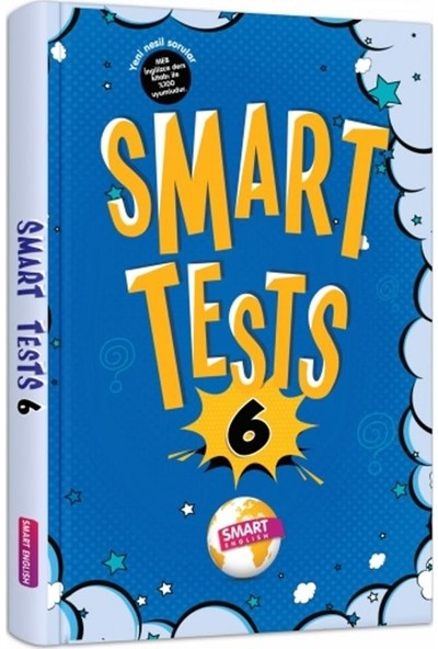SMART ENGLISH Follow Up 6 Smart Test Book
