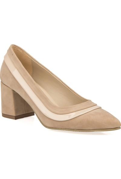 Punto By Ziya Kadın Ayakkabı 101415 388003 Ten