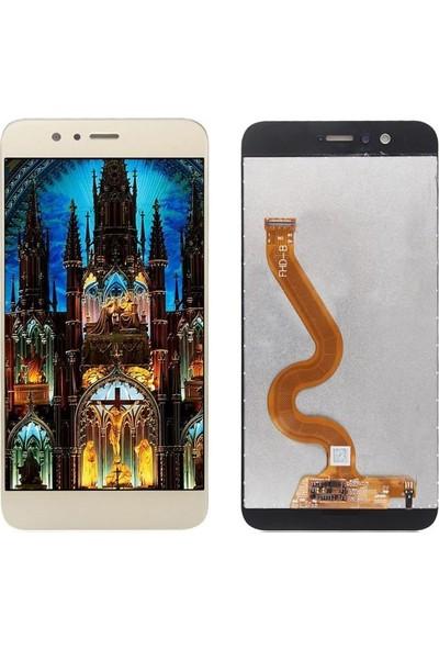 Ekranbaroni Huawei Nova 2 Plus LCD Ekran Dokunmatik cam Siyah