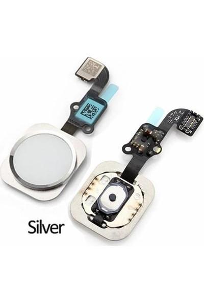 Ekranbaroni iPhone 6 Home Tuşu Beyaz