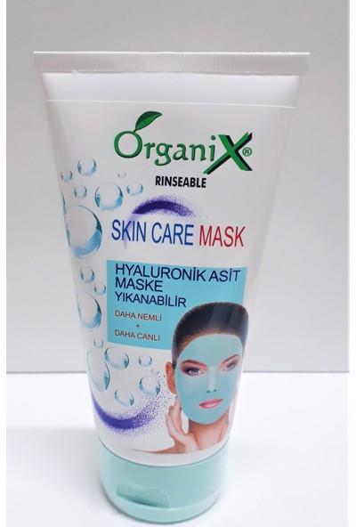 Organix Yıkanabilir Hyaluronik Asit Maske 150 ml