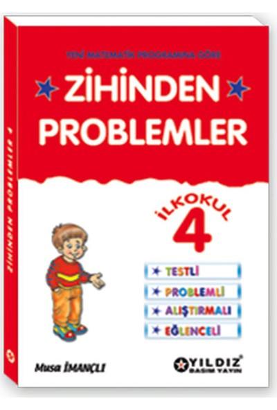 Yıldız Yayınları 4.Sınıf Zihinden Problemler