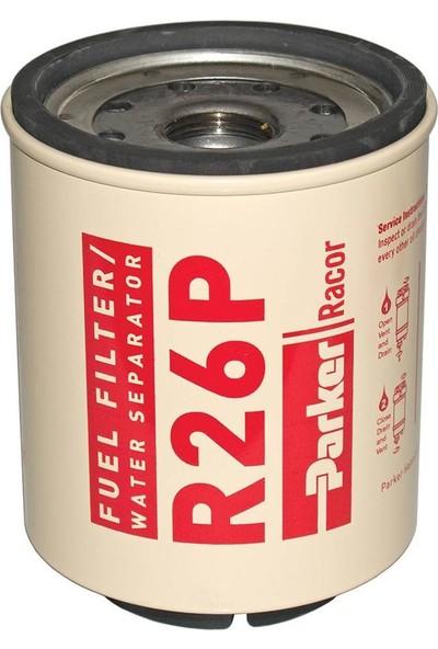 Parker Racor Spın-On Filtreler - R26P