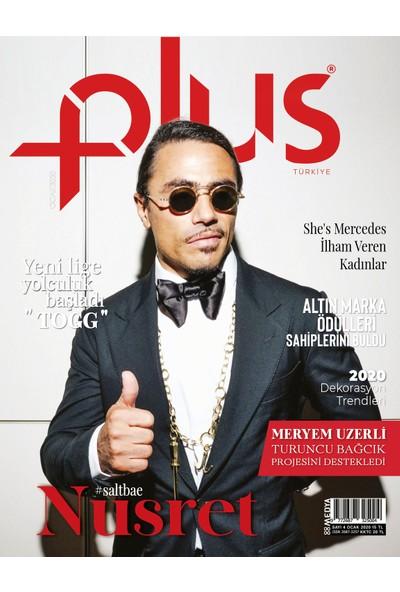 Plus Dergisi Ocak Sayı: 4 2020