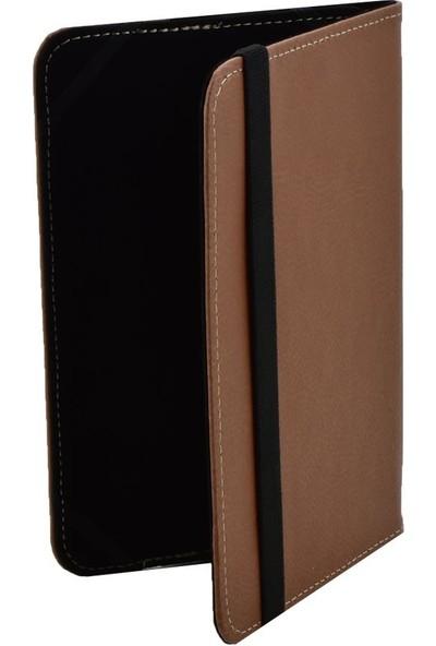 Kawai KT-107 7'' Tablet Kılıfı Kahverengi