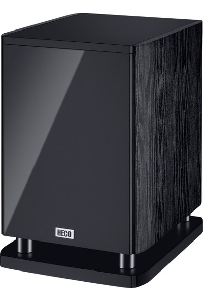 Heco Music Style Sub 25 A Subwoofer - Siyah