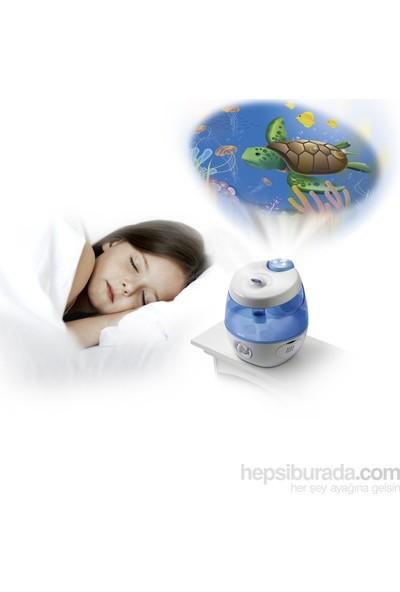 Vicks Vul575 Pediatric Ultrasonic Projeksiyonlu Hava Nemlendirici