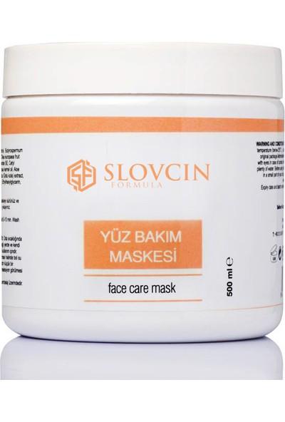 Slovcin Formula Slovcin Yüz Bakım Maskesi Kabin Boyu 500 ml