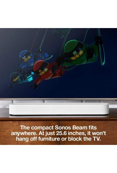 Sonos Beam - Alexa Dahili Akıllı Tv Ses Çubuğu