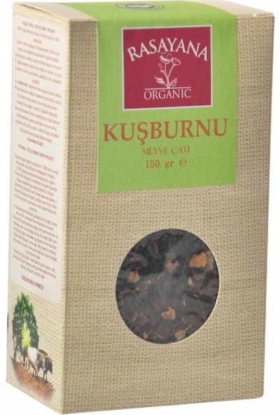 Rasayana Organik Kuşburnu Meyve Çayı 150 gr