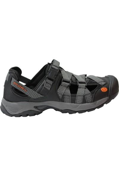 Dockers By Gerli 228530 Siyah Outdoor Erkek Terlik Sandalet