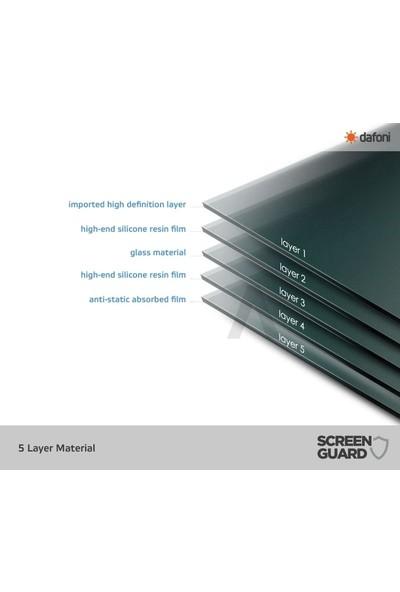 Dafoni Xiaomi Redmi Note 8T Curve Privacy Tempered Glass Premium Cam Ekran Koruyucu Şeffaf Siyah