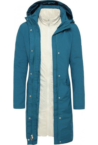The North Face CMH2 Suzanne Triclimate Kadın Ceket