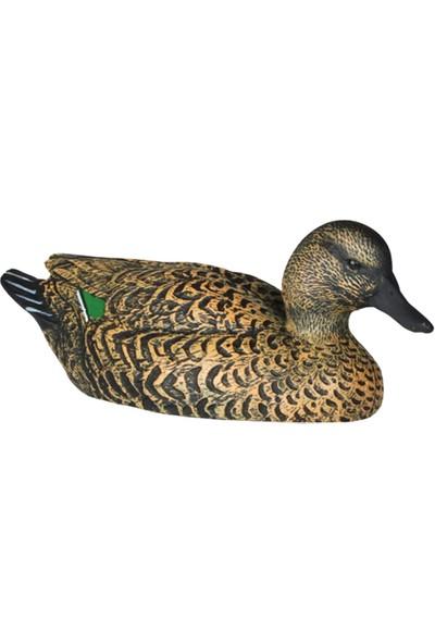 Dr Duck Çamurcun Erkek Dişi Takım 2'li