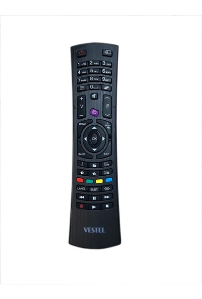 Vestel RCA4891 Televizyon Kumandası