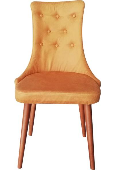 Perla Still Sandalye Sarı