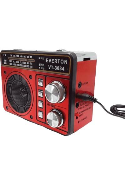 Everton RT-814 Solar Panelli Radyo