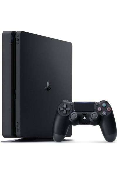 Sony PS4 Slim 500 GB + Gta V + Days Gone + God Of War + Fortnite + Psn (Eurasia Garantili)
