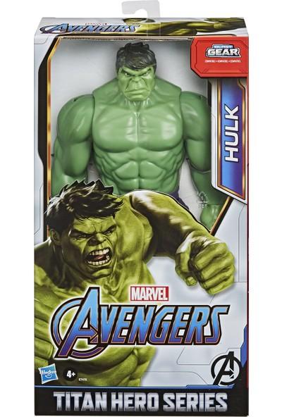 Hasbro Avengers Titan Hero Hulk Figür Oyuncak