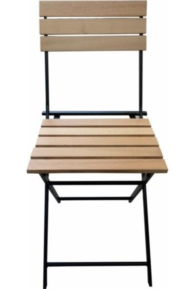 Yelken Mobilya Bahçe Bistro Sandalye