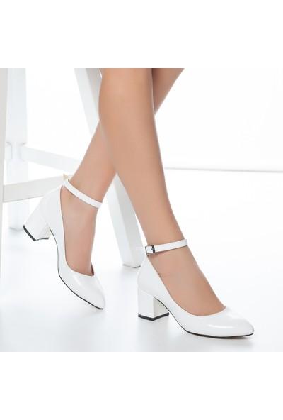 Muggo W704 Kadın Topuklu Ayakkabı