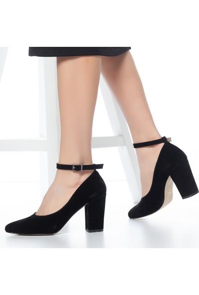 Muggo W705 Kadın Topuklu Ayakkabı