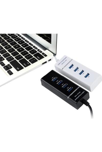 USB Çoklayıcı Işıklı USB Çoğaltıcı Switch Port 4 Port USB Hub 3.0