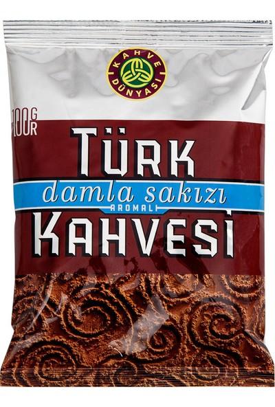 Kahve Dünyası Türk Kahvesi Damla Sakızlı 100 gr