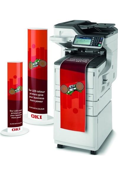 OKI MC873DNCT A3 Tarayıcı + Fotokopi + Faks + Renkli Lazer Yazıcı