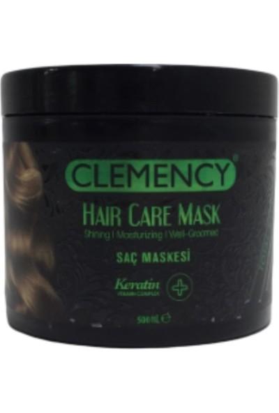 Clemency Keratin Saç Bakım Maskesi 500 ml