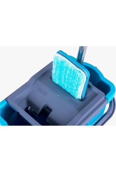 Ermop Tablet Mop Yeni Nesil Temizlik Seti 4 Bezli
